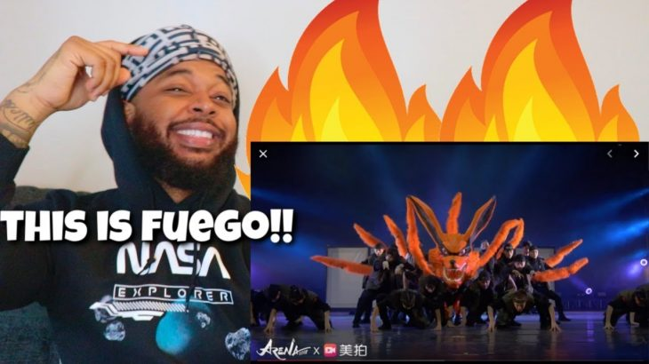 Naruto Dance Show by O-DOG (Front Row) | Reaction − アフィリエイト動画まとめ