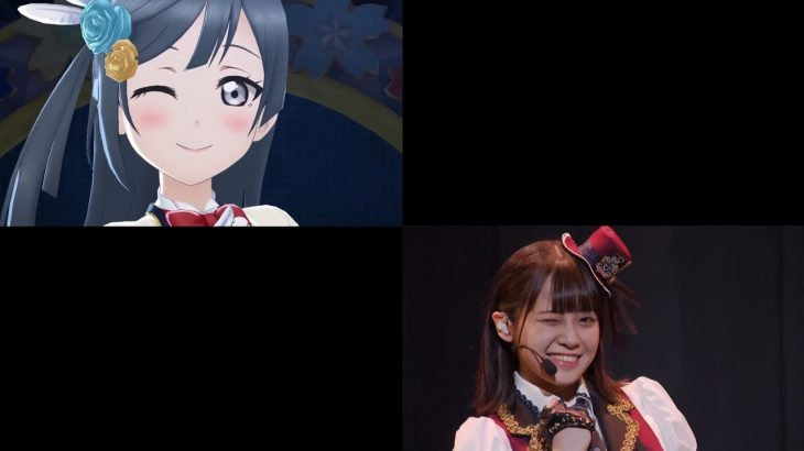 Love Live! School Idol Festival All Stars – CHASE!! Live Comparison − アフィリエイト動画まとめ