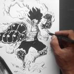 DRAWING MONKEY D. LUFFY GEAR 4 SNAKEMAN – One Piece – アフィリエイト動画まとめ
