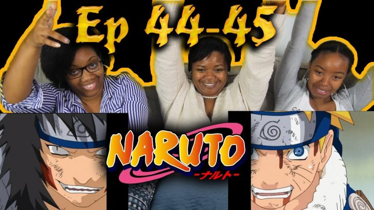 NARUTO FIGHT!!! Naruto Episode 44-45 Surprise Attack! Naruto's Secret Weapon Reaction − アフィリエイト動画まとめ