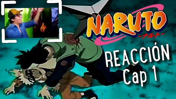 Mi primera vez viendo NARUTO  Reacción Reaction − アフィリエイト動画まとめ