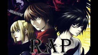 DEATH NOTE RAP -SHADOW − アフィリエイト動画まとめ