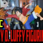 UNBOXING Luffy Figure G x Materia One Piece Banpresto – アフィリエイト動画まとめ