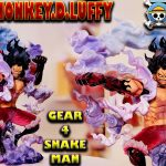 UNBOXING ONE PIECE – MEGAHOUSE |P.O.P SA-MAXIMUM| – MONKEY.D.LUFFY (GEAR 4 SNAKE MAN) FIGURE – アフィリエイト動画まとめ
