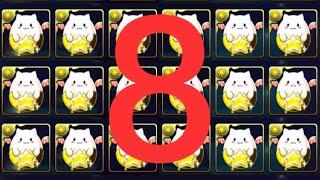 [PAD][パズドラ]【Lv8】パズドラ検定クエスト・操作編【ノーコン】【Puzzle & Dragons】 − アフィリエイト動画まとめ