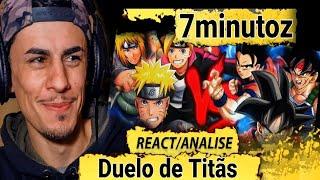 Goku, Gohan e Bardock VS. Naruto, Boruto e Minato | Duelo de Titãs [REACT/ ANÁLISE] − アフィリエイト動画まとめ