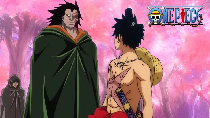 DRAGON RENCONTRE ENFIN LUFFY ! LUFFY EN LARMES ?! | ONE PIECE – アフィリエイト動画まとめ