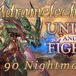 [Granblue Fantasy] Unite and Fight (Light): Adramelech lv 90 Nightmare 2TKO − アフィリエイト動画まとめ