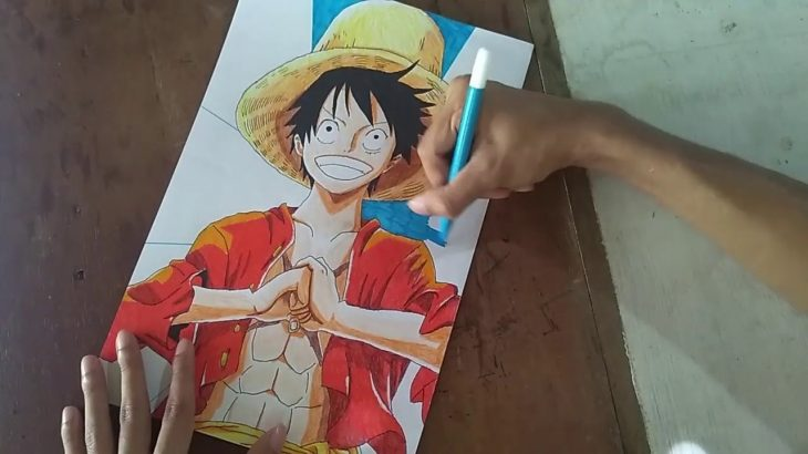 Speed Drawing | Monkey D Luffy | One Piece – アフィリエイト動画まとめ