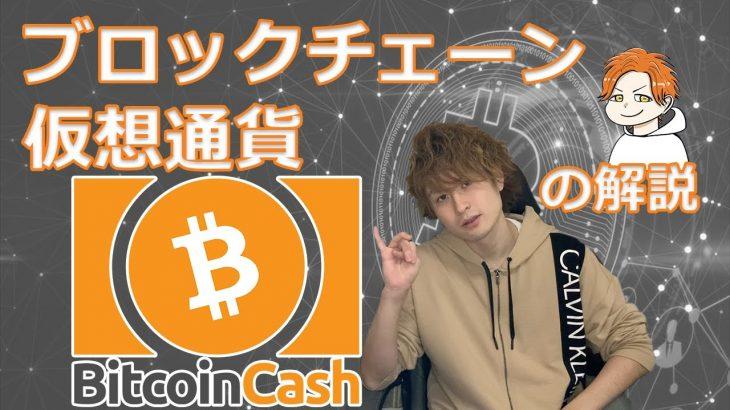 【ブロックチェーン/仮想通貨】Bitcoin Cash(ビットコインキャッシュ)の解説 − アフィリエイト動画まとめ
