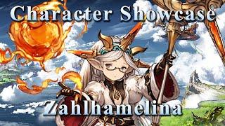 [Granblue Fantasy] Character Showcase: Zahlhamelina (Post Rebalance Impressions) − アフィリエイト動画まとめ