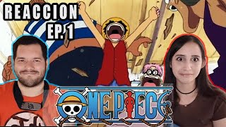 "One Piece – Fan de NARUTO reacciona al capitulo 1 ""Luffy y Krillin"" Reaction – アフィリエイト動画まとめ"