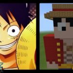 Minecraft | Monkey D. Luffy Skin Statue | One Piece – アフィリエイト動画まとめ