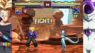 [MUGEN Lifebar] Dragon Ball Z MUGEN Edition: Trunks x Freeza – アフィリエイト動画まとめ