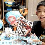 รีวิว Figure – One Piece Stampede King of Artist The Monkey D Luffy – アフィリエイト動画まとめ