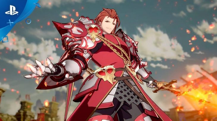 Granblue Fantasy: Versus – Percival Character Trailer | PS4 − アフィリエイト動画まとめ