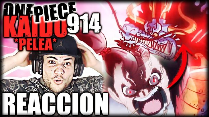 LUFFY pelea contra KAIDO One Piece 914 español 😱 REACCION ! – アフィリエイト動画まとめ