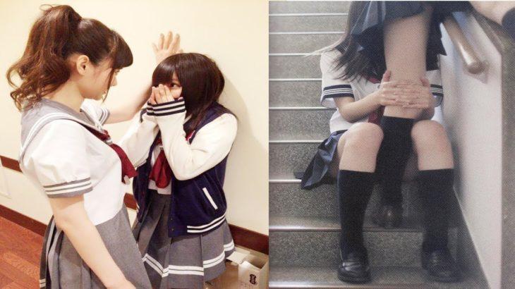 奇妙な女子学生  – Tik Tok High School in Japan [Tik Tok Japan] #50 – アフィリエイト動画まとめ