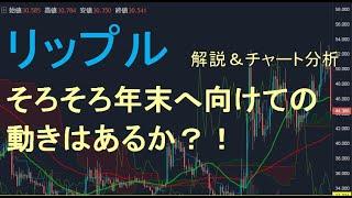 【仮想通貨 リップル(XRP)】そろそろ年末に向けての動きはあるか?!今後のシナリオをチャート分析12.15 − アフィリエイト動画まとめ