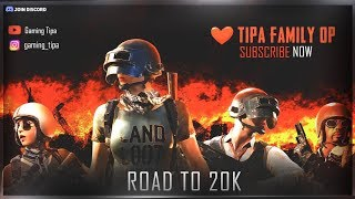 BEST-ENGLISH-EVERNOOB-GAME-PLAY-FULL-ON-MASTI-PUBG-MOBILE-RUSH-GAMEPLAY-TIPA-in-chat