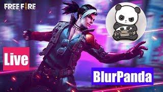 Road to 70K | BlurPanda Free Fire Live Rush Game Play − アフィリエイト動画まとめ