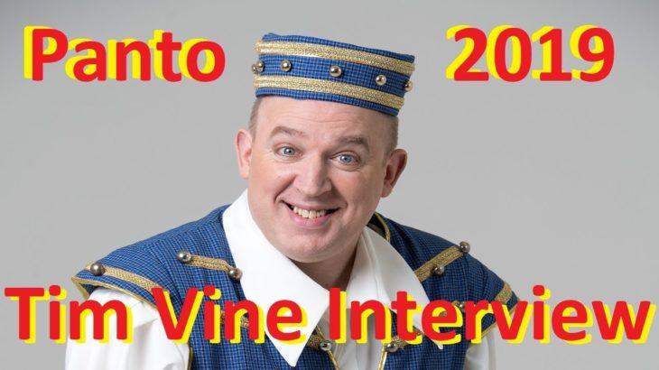 Tim Vine Interview Cinderella 2019 – Fairfield Halls Croydon − アフィリエイト動画まとめ