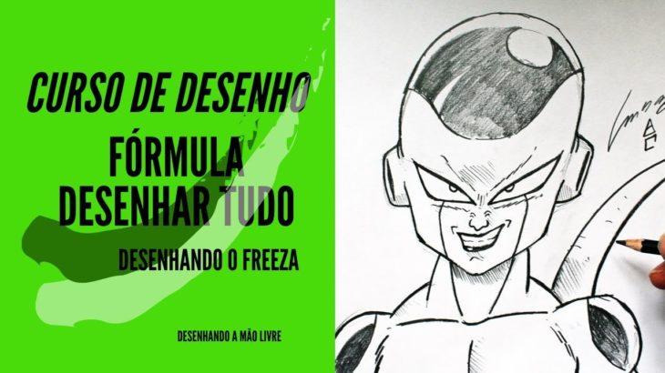 ✍🏼 Curso de Desenho Fórmula Desenhar Tudo: Desenhando o FREEZA ||  Como Desenhar o FREEZA – アフィリエイト動画まとめ