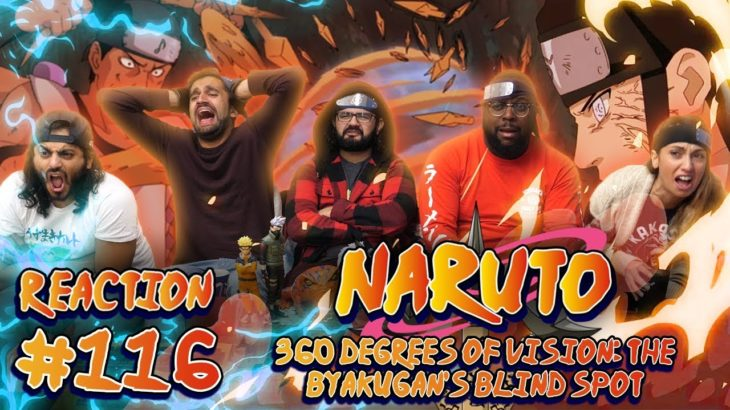Naruto – Episode 116 – 360 Degrees of Vision: The Byakugan's Blind Spot – Group Reaction − アフィリエイト動画まとめ