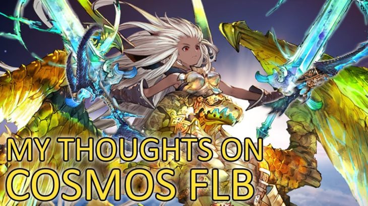 【Granblue Fantasy】My Thoughts on Cosmos FLB – FeelsBoomerMan − アフィリエイト動画まとめ