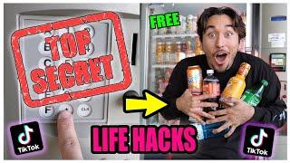 We TESTED Viral TikTok Life Hacks…. (MOST SHOCKING) *PART 9* – アフィリエイト動画まとめ