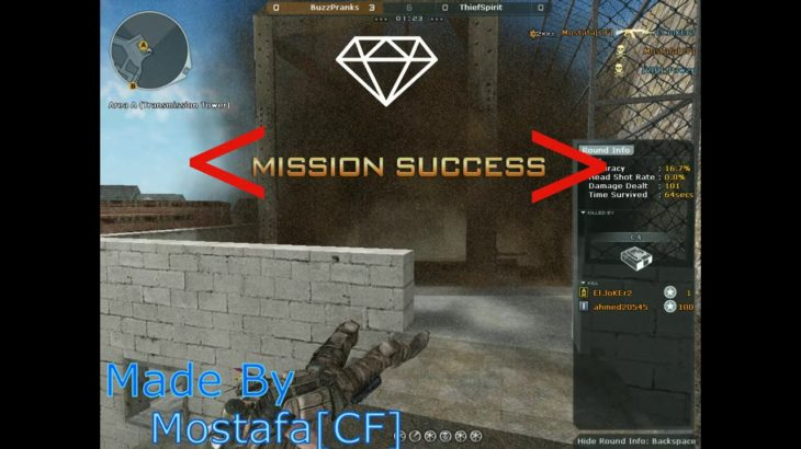 CrossFire-West-Come-Back-Game-play-Clan-Match