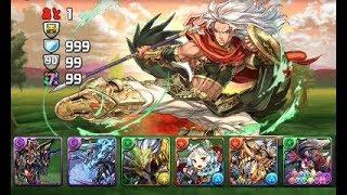[Puzzle and Dragons] ヴィーザル降臨!武術神 壊滅級 − アフィリエイト動画まとめ