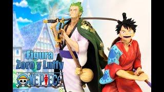 Figura Roronoa Zoro y Monkey D Luffy One Piece Masterlise – アフィリエイト動画まとめ