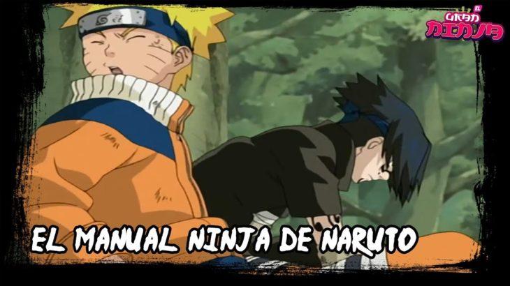 Naruto | Capitulo 78 | El manual ninja de Naruto (1 de 3) − アフィリエイト動画まとめ